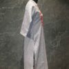 Light grey shade kurti