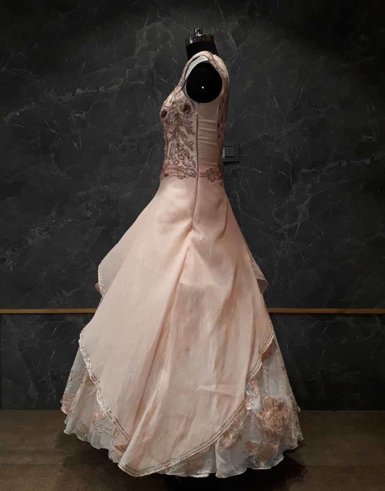 Baby Pink Gown